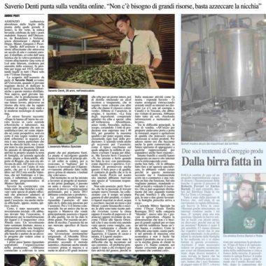 giornale di reggio  febbraio 2013